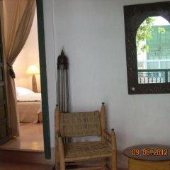 Отель Dar El Kharaz Марокко, Марракеш - отзывы, цены и фото номеров - забронировать отель Dar El Kharaz онлайн удобства в номере фото 2