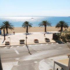 Отель Parc Испания, Курорт Росес - отзывы, цены и фото номеров - забронировать отель Parc онлайн пляж