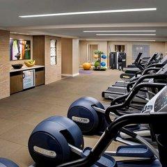 Отель JW Marriott Essex House New York США, Нью-Йорк - 8 отзывов об отеле, цены и фото номеров - забронировать отель JW Marriott Essex House New York онлайн фитнесс-зал фото 2