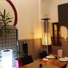 Отель Riad El Bir Марокко, Рабат - отзывы, цены и фото номеров - забронировать отель Riad El Bir онлайн питание