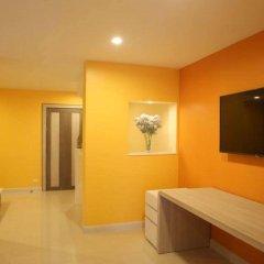 Апартаменты Trebel Service Apartment Pattaya Паттайя удобства в номере фото 2