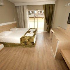 Seaden Sweet Park Hotel Сиде комната для гостей фото 3
