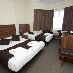 Отель King Solomon Hotel Великобритания, Лондон - 1 отзыв об отеле, цены и фото номеров - забронировать отель King Solomon Hotel онлайн комната для гостей фото 3