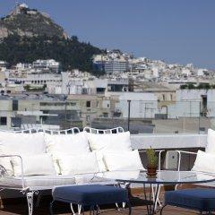 Отель New Hotel Греция, Афины - отзывы, цены и фото номеров - забронировать отель New Hotel онлайн пляж фото 2