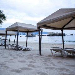 Отель Fiesta Americana Acapulco Villas пляж фото 2