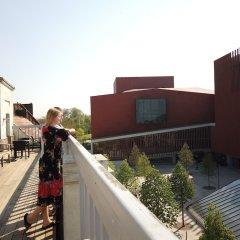 Hotel T Zand балкон