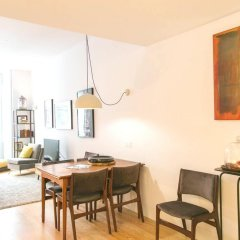 Апартаменты Apartment With one Bedroom in Lisboa, With Wonderful City View and Wifi - 10 km From the Beach Лиссабон комната для гостей