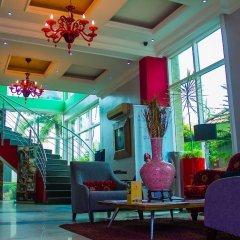 Отель Villa Angelia Boutique Лагос интерьер отеля фото 3