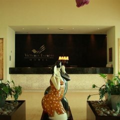 Hotel Victoria Ejecutivo интерьер отеля фото 3