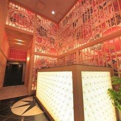 Hostel Komatsu Ueno Station Токио интерьер отеля