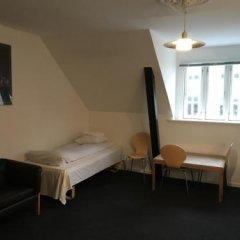 Отель Euroglobe Дания, Фредериксберг - отзывы, цены и фото номеров - забронировать отель Euroglobe онлайн комната для гостей фото 4