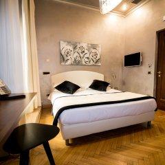 Отель Caravita Италия, Рим - отзывы, цены и фото номеров - забронировать отель Caravita онлайн комната для гостей фото 2