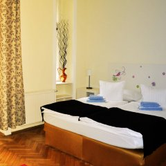 Отель Nubis Residence Прага комната для гостей фото 5