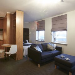 Апартаменты Warsaw Apartments Magnolie комната для гостей