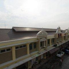 Yodsiam Hostel балкон