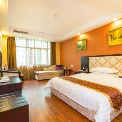 Huarui Boutique Hotel комната для гостей