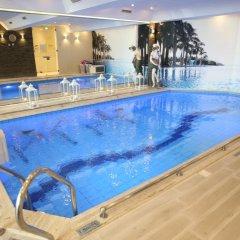 Отель Grand Hotel & Spa Tirana Албания, Тирана - отзывы, цены и фото номеров - забронировать отель Grand Hotel & Spa Tirana онлайн бассейн фото 3