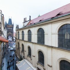 Апартаменты Charles bridge apartment балкон