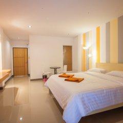 Отель T Sleep Place комната для гостей фото 4