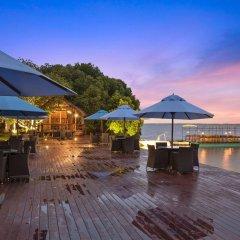 Отель Amagi Lagoon Resort & Spa пляж