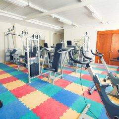azuLine Hotel Atlantic фитнесс-зал