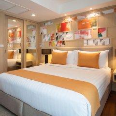 Отель Amari Residences Bangkok комната для гостей фото 5