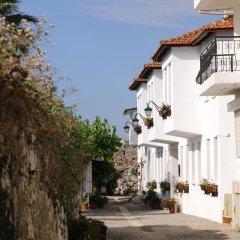 Отель Teos Lodge Pansiyon & Restaurant Сыгаджик