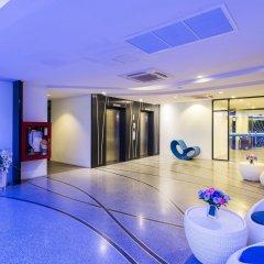 Отель Blue Boat Design Hotel Таиланд, Паттайя - отзывы, цены и фото номеров - забронировать отель Blue Boat Design Hotel онлайн фитнесс-зал фото 2