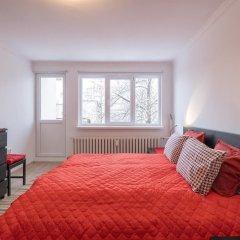Апартаменты FM Deluxe 1-BDR Apartment with balcony - LZ София комната для гостей фото 5