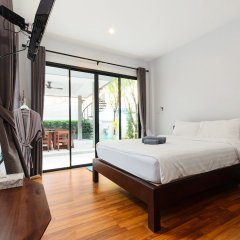Отель Baan Talay Namsai комната для гостей фото 5