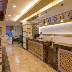 Holiday Garden Hotel Alanya Турция, Окурджалар - отзывы, цены и фото номеров - забронировать отель Holiday Garden Hotel Alanya онлайн интерьер отеля