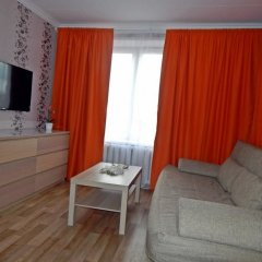 Апартаменты Apartment Hanaka on Shchelkovskoye комната для гостей фото 4