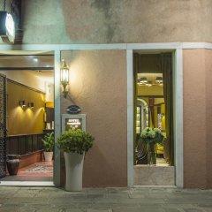 Отель CAMPIELLO Венеция вид на фасад
