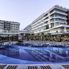 Adalya Ocean Hotel - All Inclusive бассейн фото 3