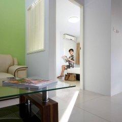 Отель Praso Ratchada Таиланд, Бангкок - отзывы, цены и фото номеров - забронировать отель Praso Ratchada онлайн комната для гостей фото 5