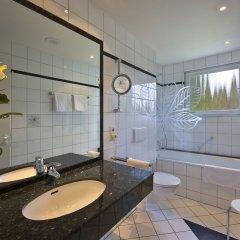 Отель Villa Kastania Германия, Берлин - отзывы, цены и фото номеров - забронировать отель Villa Kastania онлайн ванная