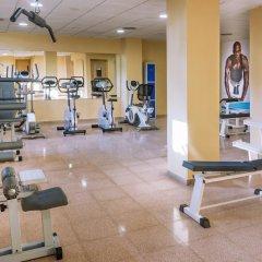 Caprici Hotel фитнесс-зал фото 3