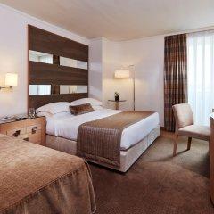 Galaxy Hotel Iraklio 5* Улучшенный номер с различными типами кроватей фото 3