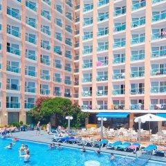 Отель H·TOP Cartago Nova фитнесс-зал