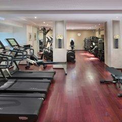 Отель Mandarin Oriental Paris фитнесс-зал