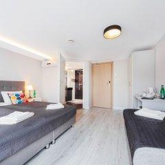 Отель Six Suites Польша, Гданьск - отзывы, цены и фото номеров - забронировать отель Six Suites онлайн комната для гостей фото 2