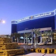 Отель Al Hamra Palace By Warwick пляж