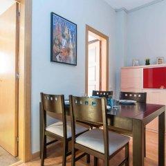 Апартаменты Bbarcelona Apartments Sagrada Familia Terrace Flats Барселона в номере