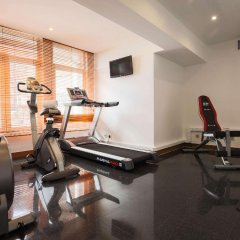 Legendary Porto Hotel фитнесс-зал
