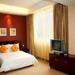 Chengdu Bandao Hotel комната для гостей фото 5