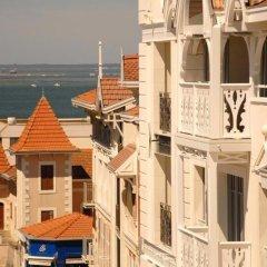 Отель Residhome Arcachon Plazza пляж
