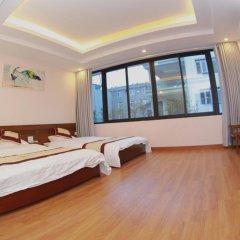 Nguyen Hotel комната для гостей