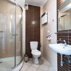 Отель Butorowy Residence Польша, Косцелиско - отзывы, цены и фото номеров - забронировать отель Butorowy Residence онлайн ванная