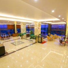 Halong Delight Hotel интерьер отеля