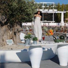Отель Oia Sunset Villas Греция, Остров Санторини - отзывы, цены и фото номеров - забронировать отель Oia Sunset Villas онлайн фитнесс-зал